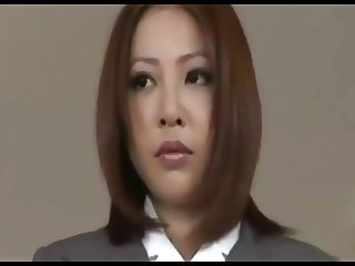 Horny beauty secretary to be mated with President's Office