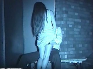 Infrared voyeur night outdoor sex _: spy cam hidden cam