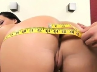 Sexy German-America Katja has one of the best asses in the