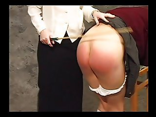 Spanked Teacher