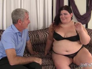 "Fat beauty Juicy Jazmynne gets her pussy fucked hard"" class=""th-mov"