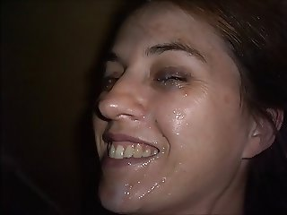 my sexy wife cum in mouth and face compilation