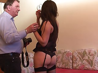 French Arab Milf 36 years anal