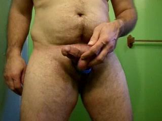 Dick & ball rings - play with balls