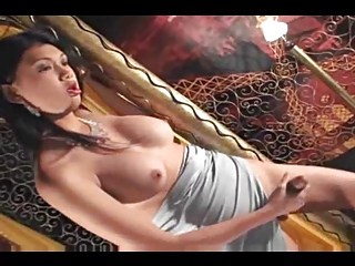 Pretty asian Sugar solo