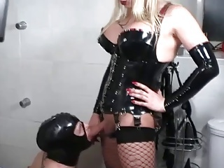 Slave Latex Fetish