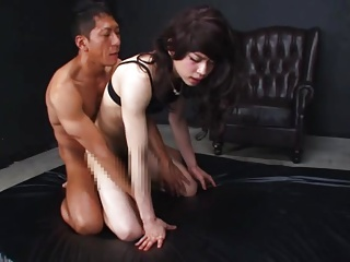 Old And Young Teen Asian