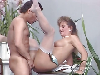 Hardcore  Office Pornstar Stockings Vintage