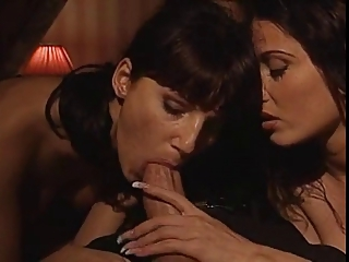Blowjob European Italian  Threesome Vintage