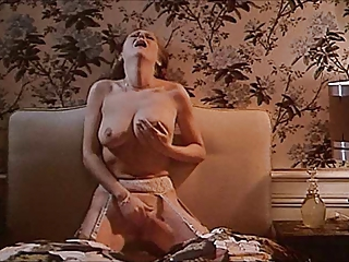 Big Tits Lingerie Masturbating Mature Natural Orgasm Vintage