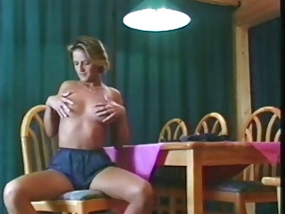 Babe Cute Masturbating Vintage