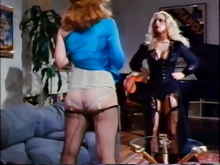 Amazing Lingerie  Pornstar Stockings Vintage