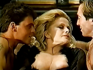 Mature Pornstar Threesome Vintage