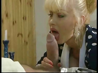 Blonde Blowjob Cute  Pornstar Vintage