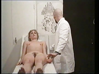 Doctor European French Hairy  Small Tits Vintage