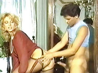 Ass Blonde Clothed Doggystyle  Pantyhose Pornstar Vintage