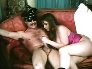 Babe Daddy Handjob Old and Young Vintage
