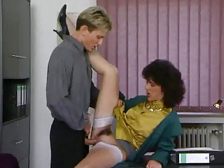 Of age secretary gets fucked