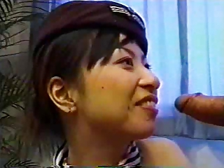 Asian  Blowjob  Uniform Vintage