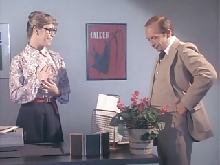 Glasses  Office Pornstar Secretary Vintage