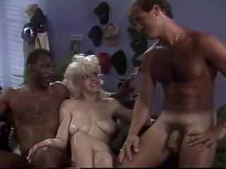 Big Tits Blonde Interracial  Natural Pornstar  Threesome Vintage
