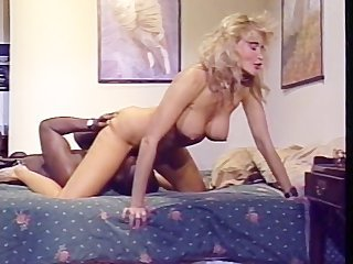 Blonde Facesitting Interracial Licking  Pornstar Vintage