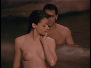 Mia Sara - Black Day Blue Nightfall darkness (Nude)..