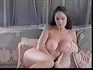 Big Tits Brunette  Natural Pornstar Vintage