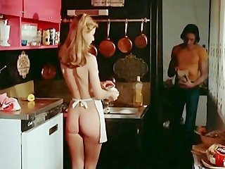 Ass European French Kitchen Vintage Wife