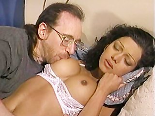 Amazing Cute Interracial  Nipples Pornstar Vintage