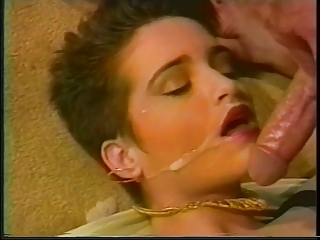Short Haired anal goddess classic anal
