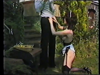 Maid Outdoor Pornstar Vintage
