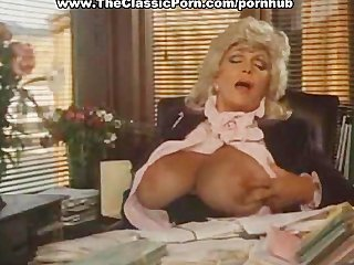 Big Tits Mature Office Vintage