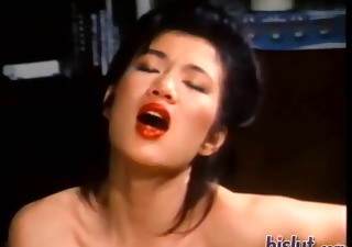 Amazing Asian Cute  Orgasm Vintage