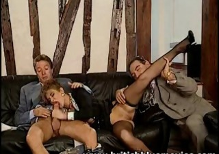 Blowjob British Clothed European Hardcore  Pornstar Stockings Threesome Vintage