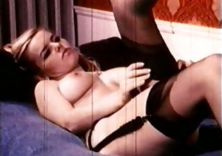 vintage - exemplary striptease added to glamour films