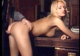 Amazing Ass Blonde Cute Doggystyle European Italian  Pornstar Vintage