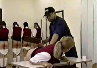 paddled to confession caned for punishment