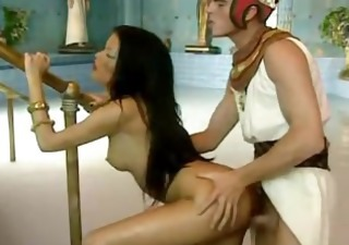 Amazing Brunette Cute Doggystyle Fantasy  Pornstar Vintage