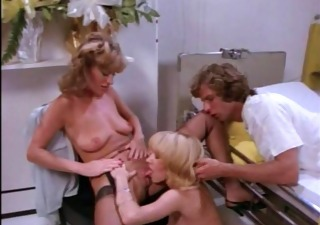 Doctor Licking  Threesome Vintage