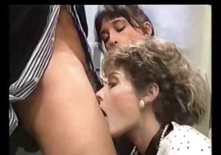 Blowjob European French  Pornstar Threesome Vintage