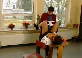Anal Clothed Student Teacher Vintage
