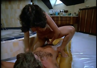 Bathroom Massage  Riding Vintage
