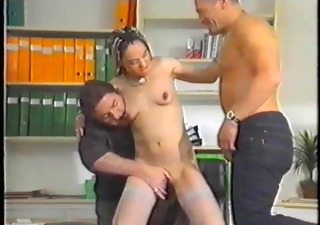 Daddy European French  Threesome Vintage