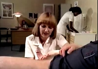 Blowjob Doktor MILF Uniform Vintage