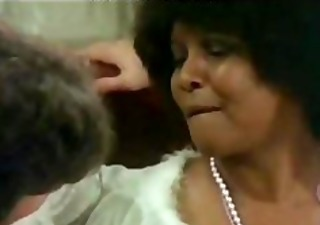 Ebony Interracial MILF Vintage
