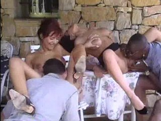 Groupsex Interracial Licking  Outdoor Pornstar Vintage