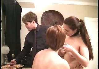 Amateur  Threesome Vintage