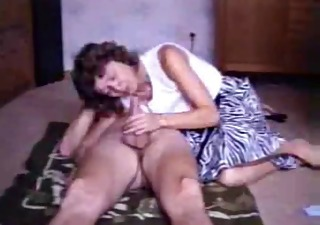 Amateur Blowjob Handjob Vintage Wife