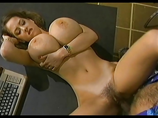 Amazing Big Tits Cute Hardcore  Pornstar Vintage